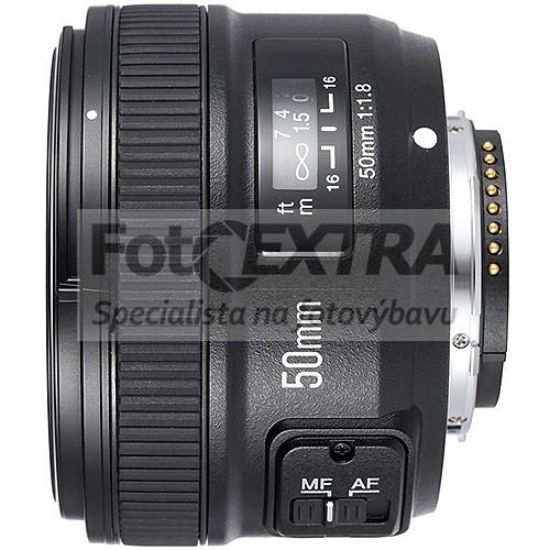Objektiv Yongnuo 50mm f/1.8 Nikon