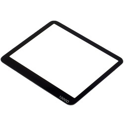 GGS LCD Screen Protector ochrana displeje pro Canon EOS 1000D (57 × 48,5 mm)