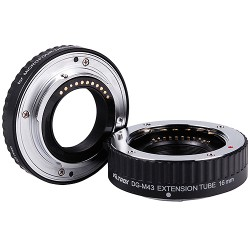 Viltrox DG-M43 sada automatických mezikroužků 10/16 mm pro Olympus/Panasonic Micro 4/3