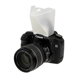 Univerzální difuzér pro interní blesk Fotodiox Pop-Up Flash Diffuser