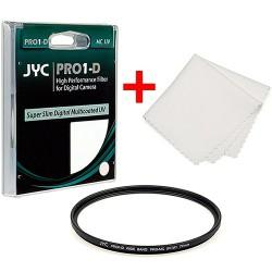 JYC Super Slim Digital UV filtr PRO1-D 49 mm + utěrka z mikrovlákna ZDARMA!