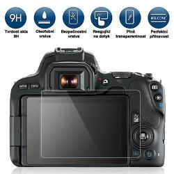 Tempered Glass ochranné tvrzené sklo pro Canon EOS 200D