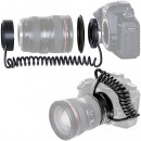 Meike MK-C-UP automatický reverzní adaptér pro Canon EOS
