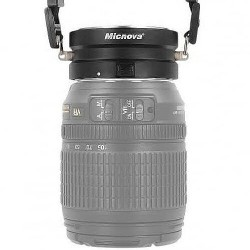 Micnova/Kooka KK-LK1 oboustranný držák objektivů Canon EF/EF-S
