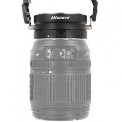 Micnova/Kooka KK-LK3B oboustranný držák objektivů Sony E