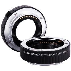 Viltrox DG-NEX sada automatických mezikroužků 10/16 mm pro Sony Alpha/NEX s bajonetem E
