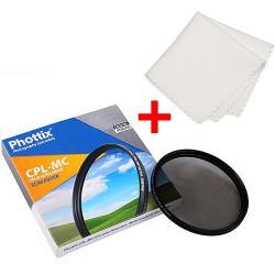 Phottix CPL-MC Multi-Coated polarizační cirkulární filtr 72 mm (German glass) + utěrka z mikrovlákna ZDARMA!
