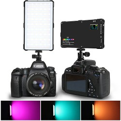 Pixel G1 RGB LED video světlo (198 LED diod, 3200–5600 K, 4040 mAh)