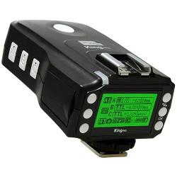 E-TTL rádiová řídicí jednotka Pixel King PRO pro Canon (samostatný vysílač)
