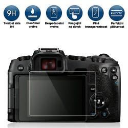 Tempered Glass ochranné tvrzené sklo pro Canon EOS RP