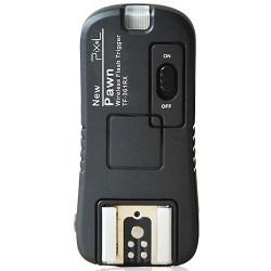 Samostatný přijímač pro bezdrátovou spoušť/odpalovač blesků 2 v 1 Pixel Pawn TF-361 2,4 GHz pro Canon/Contax/Fujifilm/Hasselblad/Olympus/Pentax/Samsung/Sigma